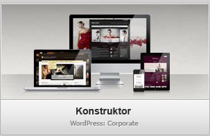 Meccano – Responsive Corporate WordPress Theme