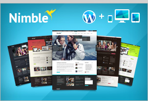 Nimble &#8211; Multipurpose Retina Ready WordPress Theme