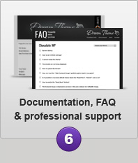 Documentation, FAQ & professional support